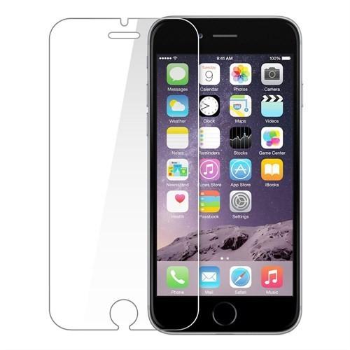Pdcstore Apple iPhone 6/6S Cam Ekran Koruyucu