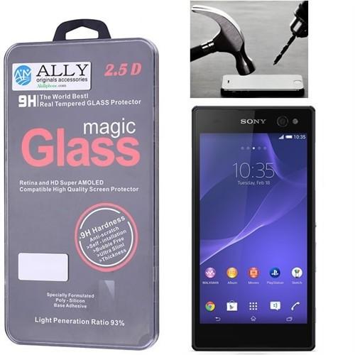 Ally Sony Xperia C3 Ekran Koruyucu