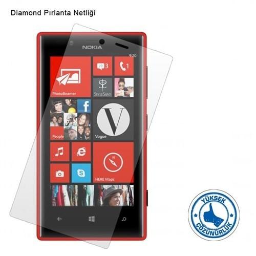Vacca Nokia Lumia 720 Diamond Ekran Filmi