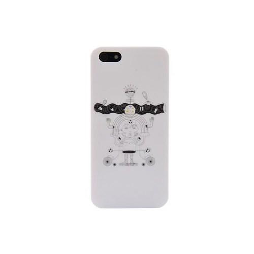 Duck Apple iPhone 5 Lunatic Hard Case Kapak