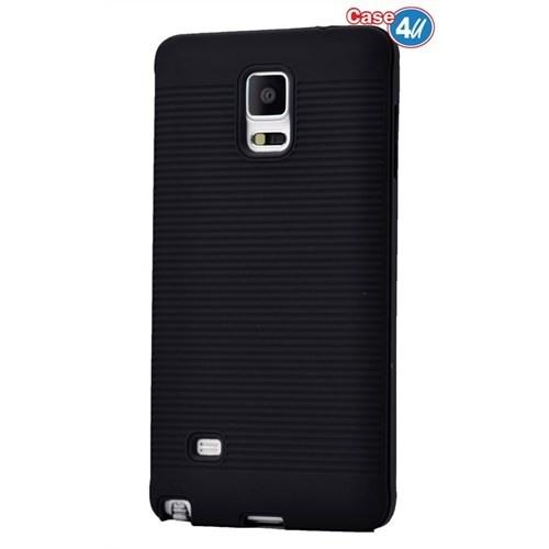 Case 4U Samsung Galaxy Note 5 You Korumalı Kapak Siyah