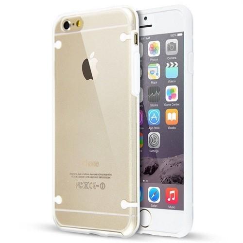 "Markaavm Apple iPhone 6 Kılıf 4.7"" Kapak Şeffaf Sert Bumper"