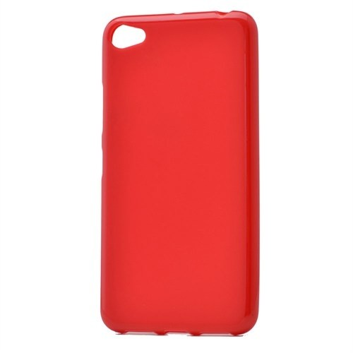 Case 4U Lenovo S60 Soft Silikon Kılıf Kırmızı