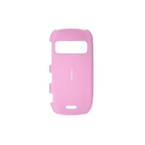 Nokia C7 Sert Plastik Kılıf CC-3008 Pembe