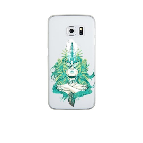 Remeto Samsung S6 Edge Plus Silikon Ellerin Gizemi