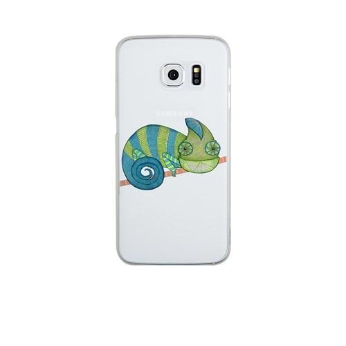 Remeto Samsung S6 Edge Plus Silikon Bukalemun