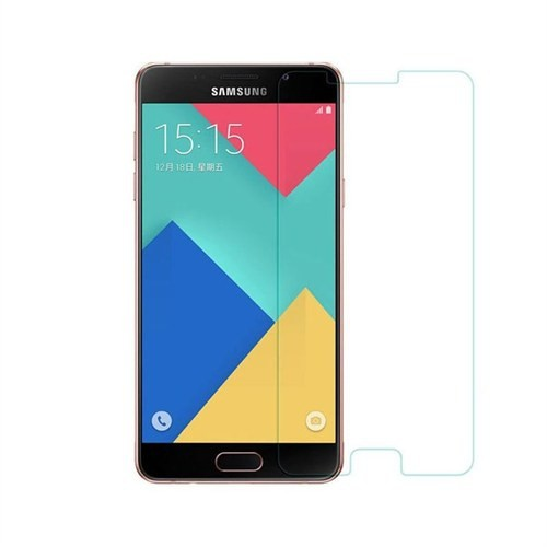 Teleplus Samsung Galaxy A7 2016 Temperli Cam Ekran Koruyucu Cam Ekran Koruyucu