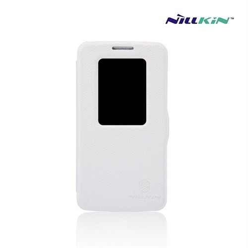 Case 4U Nillkin LG G2 Mini Fresh Series Beyaz Kılıf