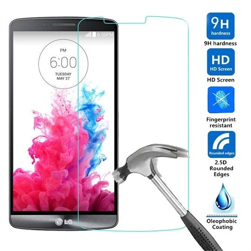 Case 4U LG G3 Cam Ekran Koruyucu