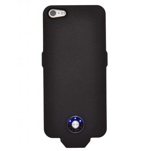 Teleplus İphone 5S Şarjlı Kılıf Siyah