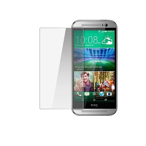 Kılıfshop Htc One M8 Glass Ekran Koruyucu