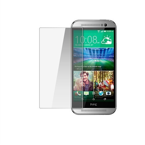 Kılıfshop Htc One M8 Mini Glass Ekran Koruyucu