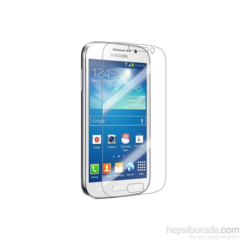 Case 4U Samsung G7100 Galaxy Grand 2 Ultra Şeffaf Ekran Koruyucu