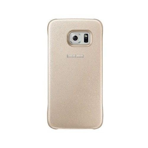 Samsung Galaxy S6 Protective Cover Arka Kapak Altın - EF-YG920BFEGWW