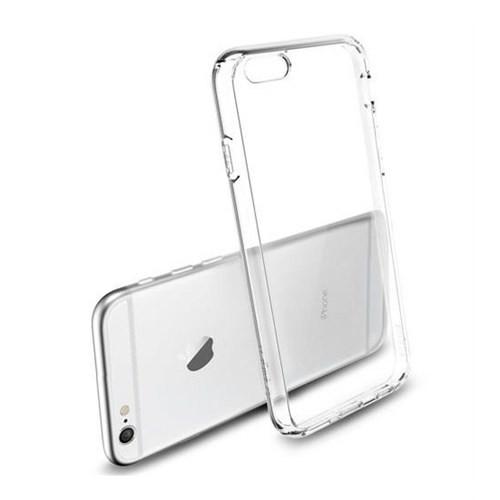 Navidata Apple Iphone 5 5S İnce Şeffaf Silikon Kılıf