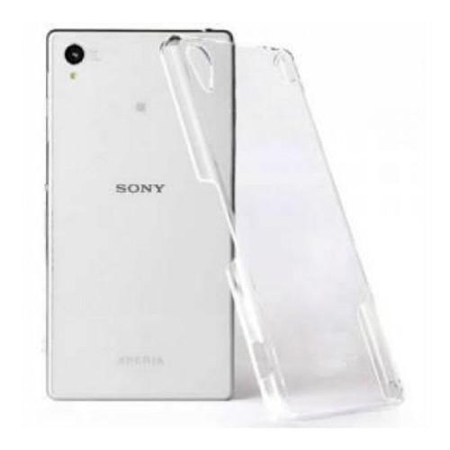 Navidata Sony Xperıa Z4 İnce Şeffaf Silikon Kılıf