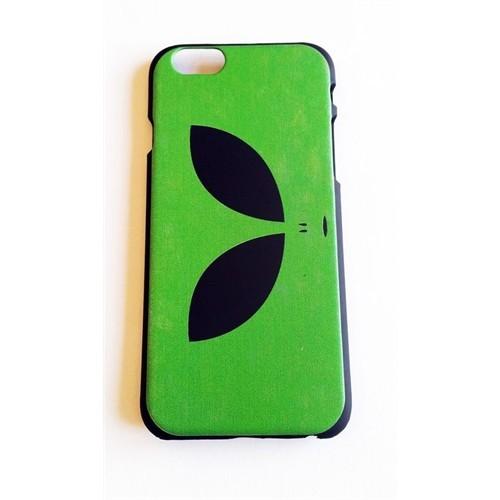 Köstebek Yeşil Alien İphone 6 Telefon Kılıfı