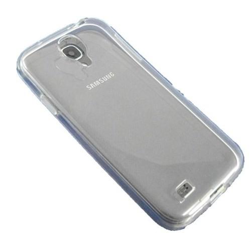 Teleplus Samsung İ9500 Galaxy S4 Şeffaf Silikon Kılıf