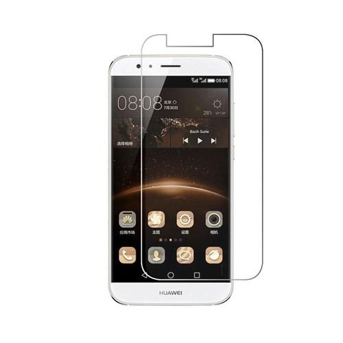 Teleplus Huawei G8 Şeffaf Cam Ekran Koruyucu