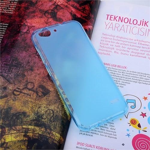 Ally Turkcell T60 Şeffaf Silikon Kılıf