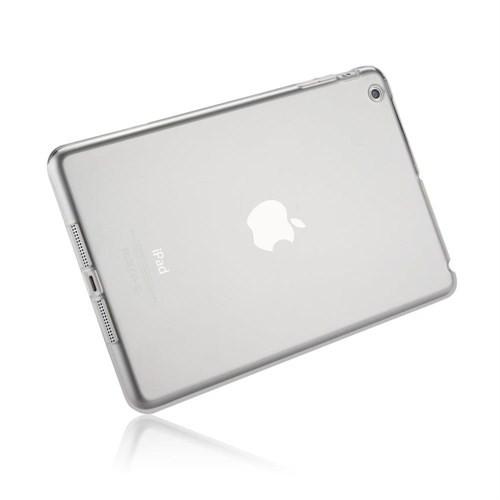 Qapaq İpad Mini Silikon Kapak Griuz244434008653