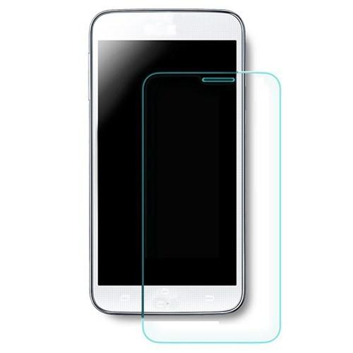 Volpawer Sony Xperia Z1 Ekran Koruyucu + Şeffaf Silikon Kılıf
