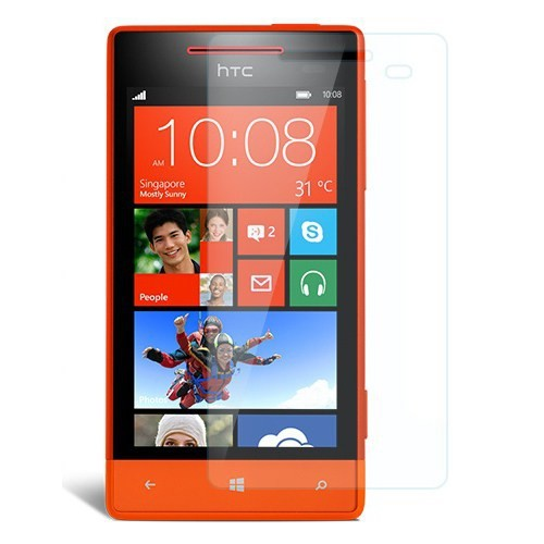 Bufalo Htc Windows Phone 8S Darbe Emici Ekran Koruyucu