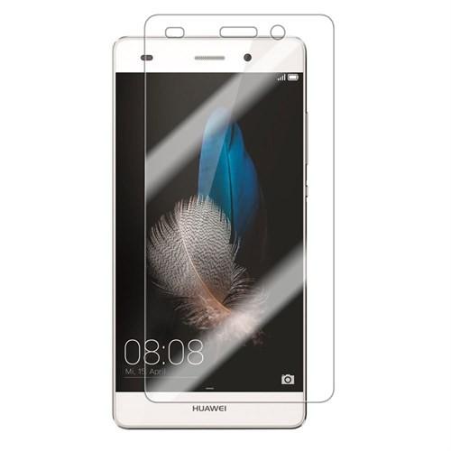 Case 4U Huawei P8 Lite Ultra Şeffaf Ekran Koruyucu