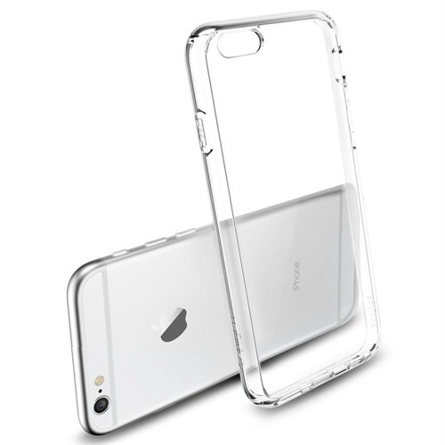 "Mycolors Apple iPhone 6 4.7 "" Şeffaf İnce Silikon Arka Kapak - MYC-0003"