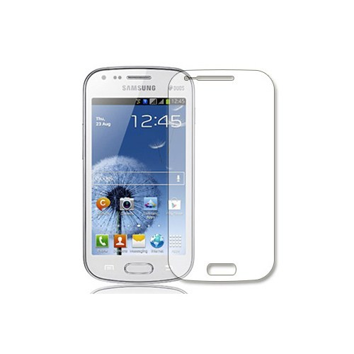 Microsonic Ekran Koruyucu Şeffaf Film - Samsung Galaxy S Duos S7562