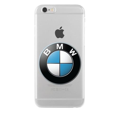 Remeto Samsung Galaxy Note 3 Neo Transparan Silikon Resimli Bmw Logo