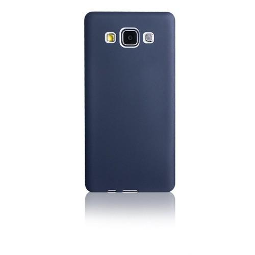 Spada Air Samsung Galaxy A8 Lacivert 0.3 Mm Tpu Ultra İnce Kılıf