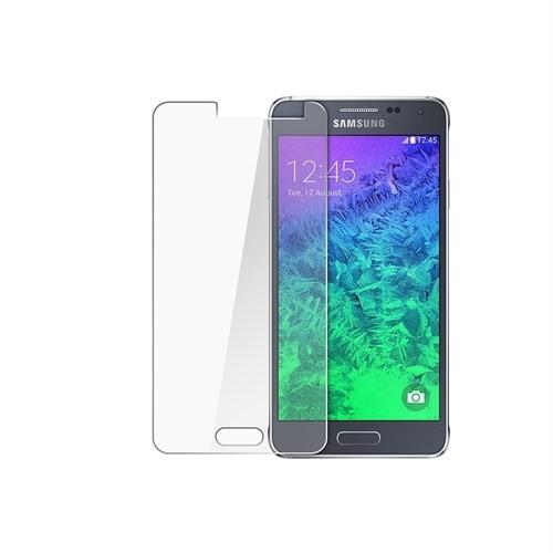 Mili Samsung Galaxy Grand Mega Temperli Ekran 0.33 2.5D