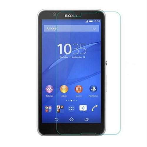 Teleplus Sony Xperia M4 Aqua Cam Ekran Koruyucu Cam Ekran Koruyucu Film