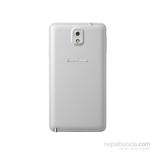 Teleplus Samsung Galaxy Note 3 Neo Arka Kapak Beyaz