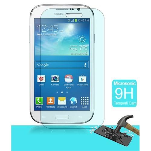Microsonic Temperli Cam Ekran Koruyucu Samsung Galaxy Grand Neo İ9060 Film