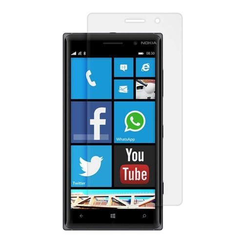Microsonic Ultra Şeffaf Ekran Koruyucu Nokia Lumia 830 Film