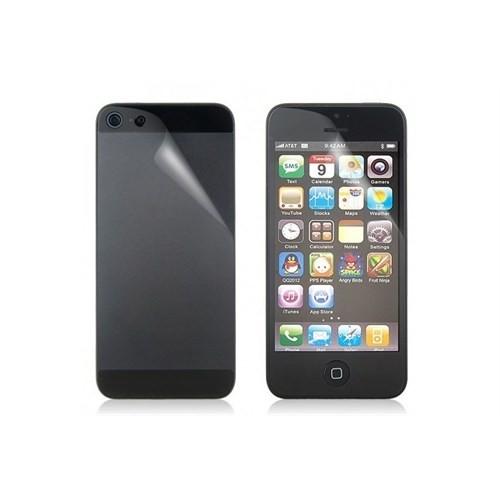 Teleplus İphone 5S Ön Ve Arka Cam Ekran Koruyucu Film