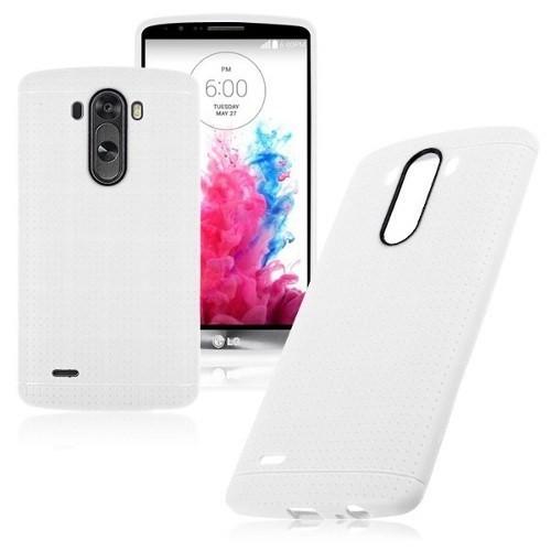 Teleplus Lg G3 Silikon Kılıf Beyaz
