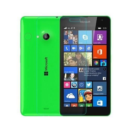 Okmore Nokia Lumia 535 Ekran 0.33 2.5D