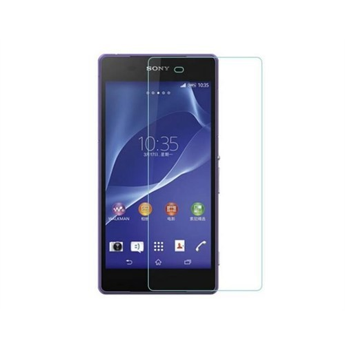 Teleplus Sony Xperia T2 Ultra Cam Ekran Koruyucu Cam Ekran Koruyucu Film