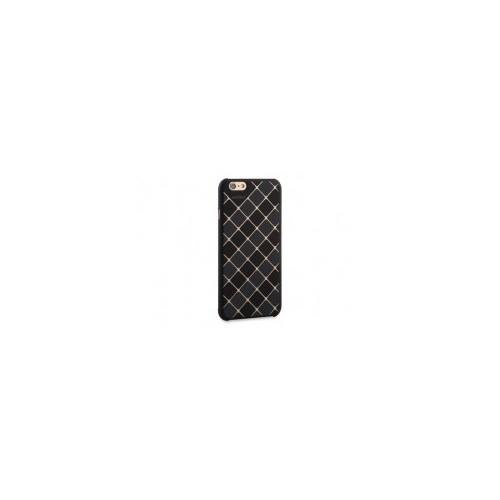 """Addison Ip-662 Siyah İphone 6 4.7"""" Desenli Koruma Kılıfı"""