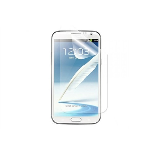 Teleplus Samsung Galaxy Note 2 Cam Ekran Koruyucu Film