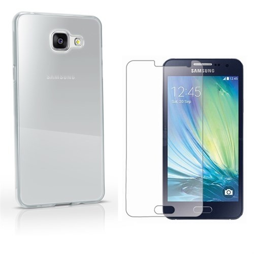Melefoni A5 2016 Samsung Galaxy Kılıf Melefoni Silikon Şeffaf