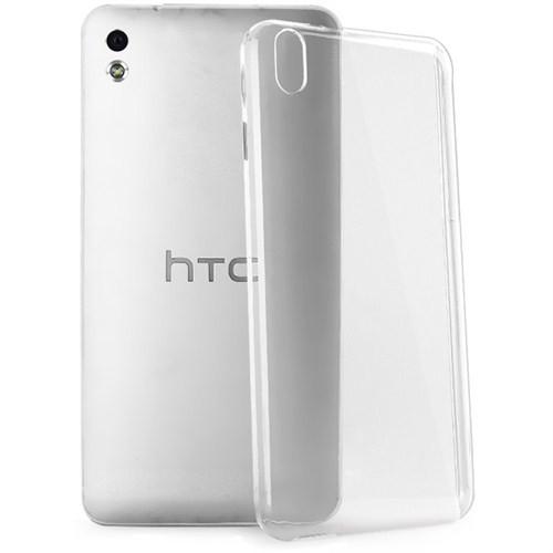 Microsonic HTC Desire 816 Kristal Şefffaf Kılıf - SG106-CRYSTL-DSR-816