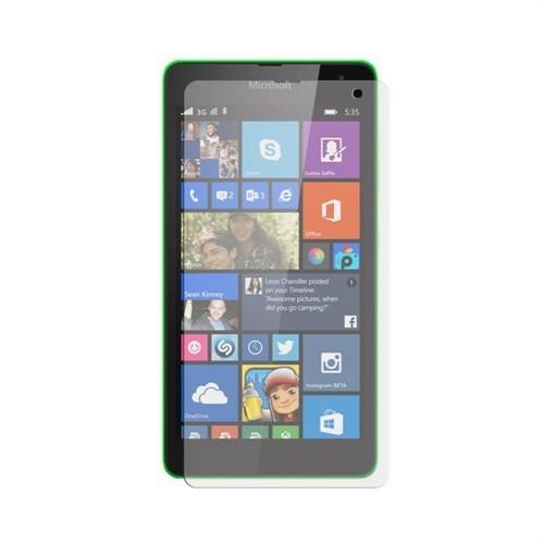 Teleplus Nokia Lumia 535 Cam Ekran Koruyucu Film