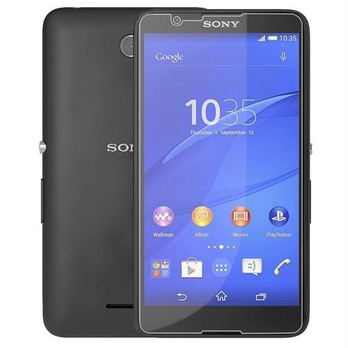 Teleplus Sony Xperia E4g Cam Ekran Koruyucu Film