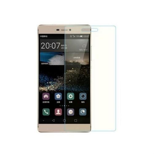 Teleplus Huawei P8 Lite Plastik Ve Cam Ekran Koruyucu Karışımı Cam Ekran Koruyucu
