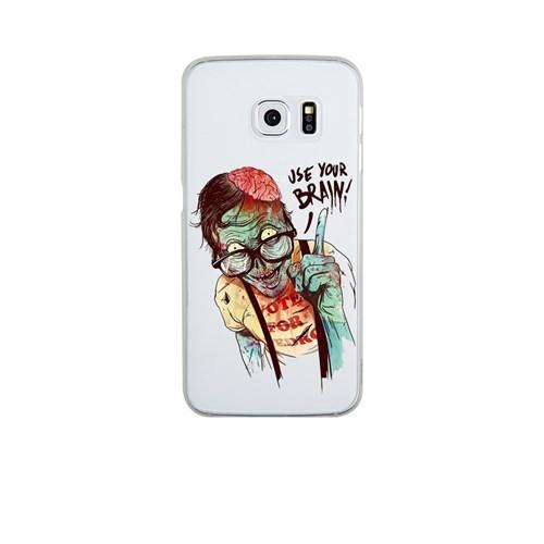 Remeto Samsung S6 Silikon Beynini Kullan Zombi
