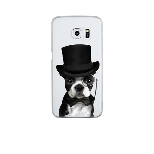 Remeto Samsung S6 Silikon Soylu Köpek